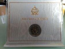 Moneta Commemorativa 2 Euro - Sede Vacante - 2013
