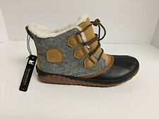 Sorel Out 'N About Plus Boot, Quarry, Women's 8.5 M