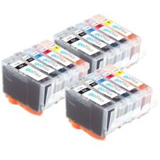 15 Ink Cartridges for Canon PIXMA iP4500 iP5200R MP530 MP610 MP810 MP950