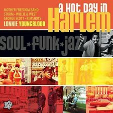 Various Artists - Hot Day in Harlem / Various [New CD] UK - Import