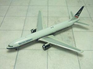 Boeing 767 BA Landor 1/400 Gemini Jets diecast mint unboxed