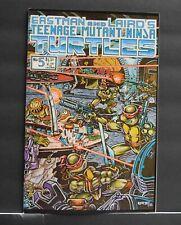 Eastman & Laird Teenage Mutant Ninja Turtles #5 1985 Comic Book First Printing