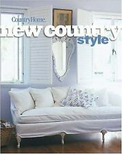 New Country Style by Country Home Books