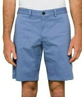 MENS  size 36 DUSTY BLUE DAVID JONES Chino Shorts New RRP$69.95