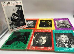 Divers - Midi-Minuit Fantastique - 1962/1965