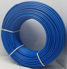 "*NEW* Certified Non Barrier 3/8"" - 1000' coil - BLUE PEX for POTABLE Water Use"