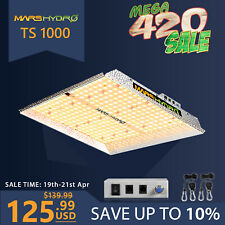 Mars Hydro Ts 1000W Led Grow Light Full Spectrum for Indoor Plant Veg Flower Ir