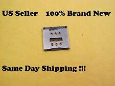 New iPhone 6 & 6 Plus Nano SIM Card Holder Tray Reader Repair Motherboard US