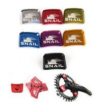 SNAIL MTB Bike Chainring Bolts Aluminum Crankset Fixed nut Chainwheel Screws
