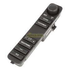 SAAB 93 9-3 9440 03-06MY 4DR 5DR SID CONTROLER TCS SWITCH 12792587 GENUINE USED