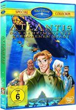 DVD Walt Disney ATLANTIS - DAS GEHEIMNIS DER VERLORENEN STADT ++NEU