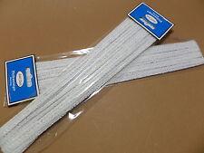 JEAN CLAUDE Pfeifenreiniger für LESEPFEIFEN - weiss - 30 cm - NEU - 010085