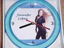 Jennifer Lopez Novelty Clock 7 Inch Great Gift Jenifer