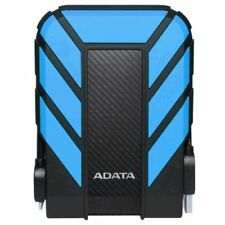 Adata Hd710 Pro 2tb External Hard Drive USB 3.1 Blue Color Ahd710p-2tu31-cbl