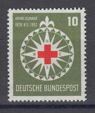 Bund 164 ** Henri Dunant  Rotes Kreuz