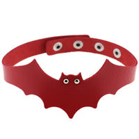 Halloween Vintage Gothic Retro Choker Collar Bib Necklace Charm Pendant Jewelry