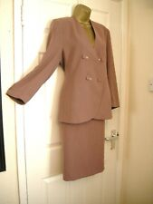 SUIT 12 SKIRT 14 JACKET JACQUES VERT WEDDING PARTY SUMMER NEW UNWORN SMART