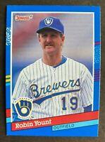 1991 Donruss Robin Yount #272 - Milwaukee Brewers - HOF - NM-MT