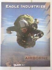 Eagle Industries AIRBORNE Product Leaflet /  Parachute Drop Bag, Assault Pack