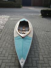 Faltboot Kolibri 4 von MTW mit Steueranlage