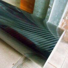3D 4D Class 5D 6D Glossy Carbon Fiber Wrap Vinyl Decal Film Sticker Air Release