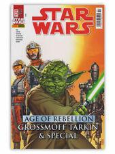 Star Wars Comic Magazin 58 Age Of Rebellion Darth Vader Luke Skywalker
