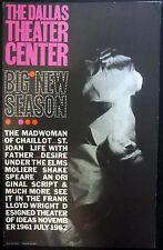 Original Claude Crowe Window Card