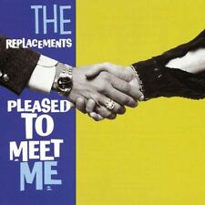 THE REPLACEMENTS Pleased To Meet Me LP Vinyl NEW 2017