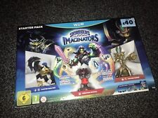 Nintendo Wii U Game Skylanders Imaginators: Starter Pack Wiiu New & Sealed