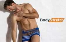 Aussiebum Underwear Bodystretch Gold Large (L) Mens Boxers Gym Poss Gay Int.