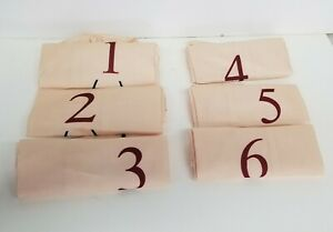 Blind Wine Tasting Game: Six Numbered Bags, Storage Pouch, cards drink wine