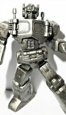TRANSFORMERS pvc OPTIMUS PRIME GINRAI PEWTER heroes cybertron figures hoc scf