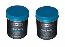 Osmo Essence Clay Wax No Shine 100ml TWIN PACK Official Stockists