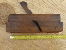VINTAGE BEWLEY Single 1/4 inch Bead with Fillet Moulding Plane