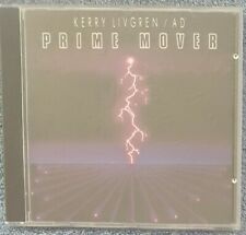Kerry Livgren AD Prime Mover 1988 CD Rare OOP Sparrow Records SPD 1181