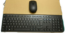 Dell Wireless Keyboard & Mouse  NORDIC QWERTY WK636P.