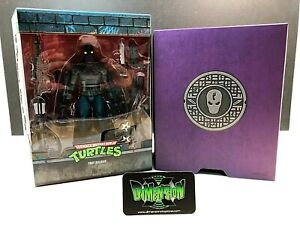 SUPER 7 TMNT ULTIMATES WAVE 1 FOOT SOLDIER VERSION 2 ACTION FIGURE NEW IN HAND