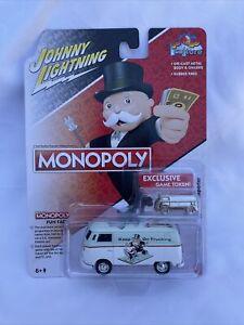 JOHNNY LIGHTNING MONOPOLY 1965 VOLKSWAGEN TYPE-2 TRANSPORTER