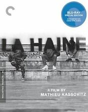 715515093712 Criterion Collection La Haine With Vincent Cassel Blu-ray