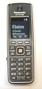 Telefon Panasonic KX-TCA185CE KX-TCA185 Rechnung MWST ausgewiesen