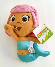 New Bubble Guppies Molly Plush Doll Mermaid Nickelodeon Nick Jr Nwt
