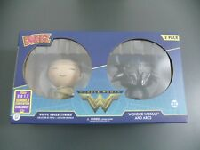 WONDER WOMAN & ARES FUNKO DORBZ SDCC 2017 COMIC CON EXCLUSIVE (FUNKO POP)