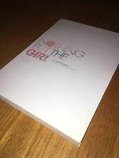 Nothing But The Girl (Flying Petals 1st Photobook 2012) - SNSD Taeyeon Photobook