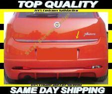 Chrome Rear Trunk Under Trim S.STEEL Fiat Grande Punto / Evo 2005 onwards