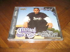Chicano Rap CD CASUAL - I Be That G - Westside Cartel GFUNK JOKER Lyrical Primo