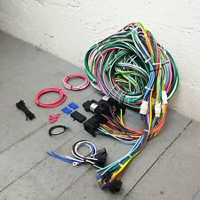 1964 - 1967 Chevrolet Wire Harness Upgrade Kit fits painless fuse block terminal