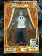 Justin Timberlake Limited Edition Nsync Doll