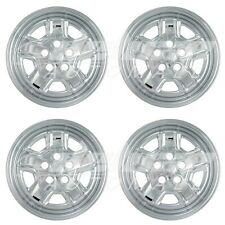 "Chrome Wheel Skins / Covers 16"" Compatible with Jeep Patriot and Compass"