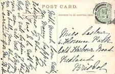 Miss Lasbury, 6,Florence Park Redland, Bristol, c 1905, Goring Church   qb932