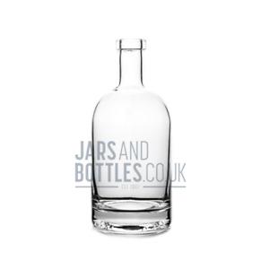 700ml Spirit 'Polo' Bottle perfect for Vodka & Sloe-Gin (inc Corks)